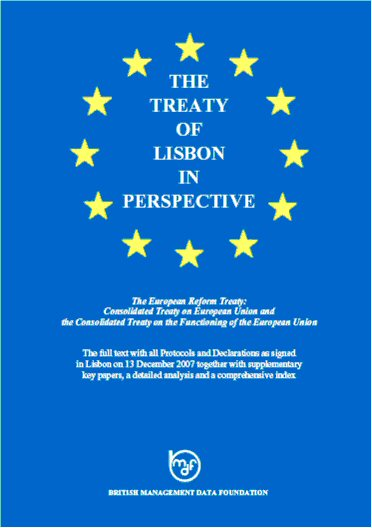 The Treaty of Lisbon in Perspective